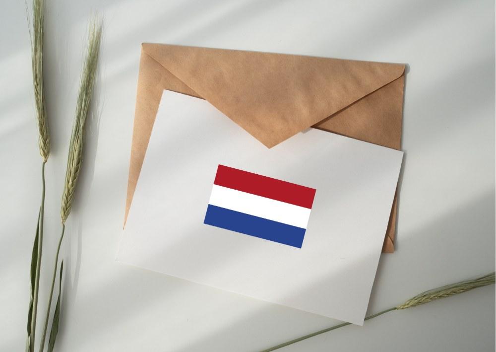 adresowanie listu do holandii