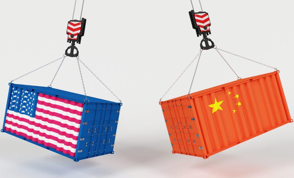 cło na produkty z chin i USA