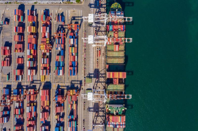 transport morski drobnicowy z Chin