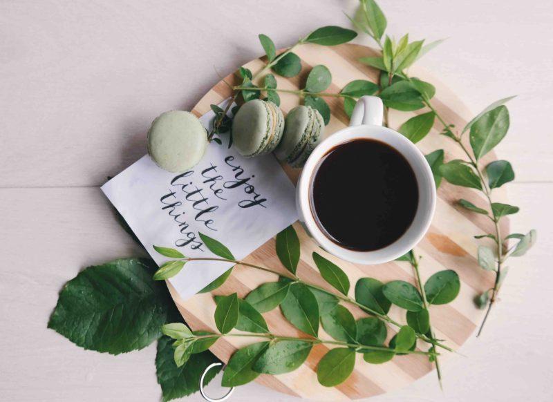 prezent na 8 marca Dzień Kobiet - kawa paczka
