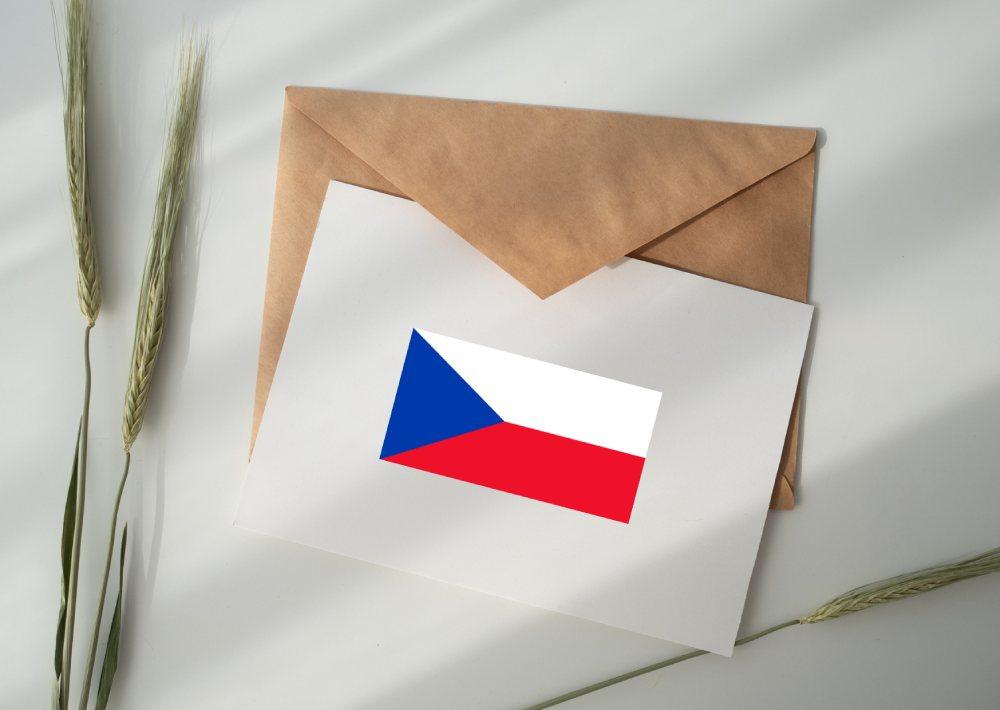 kody pocztowe czechy