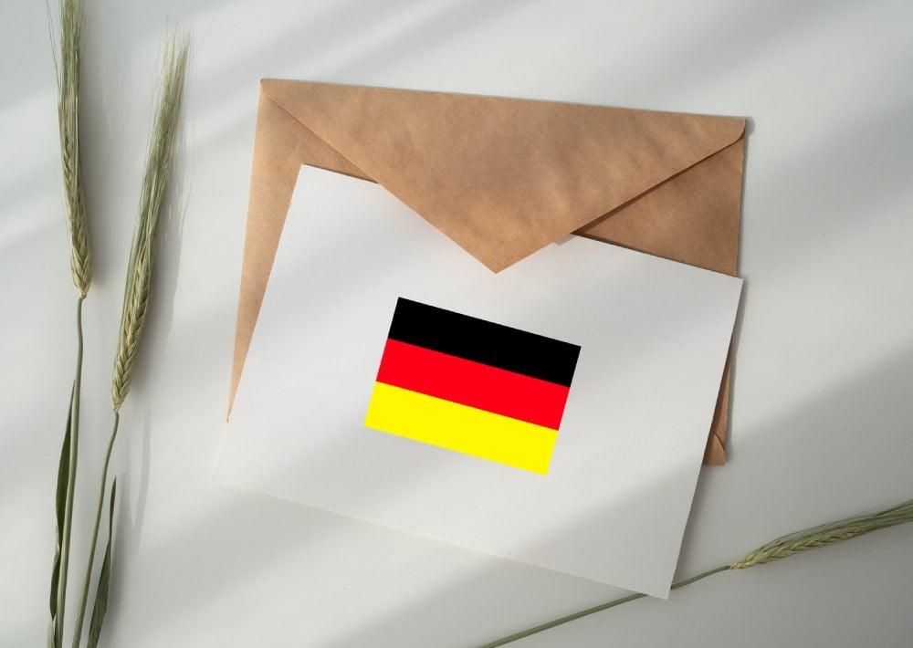 kody pocztowe niemcy