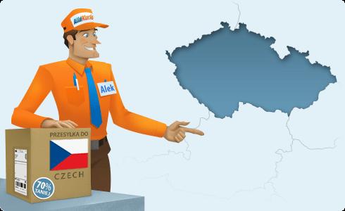 paczki do Czech
