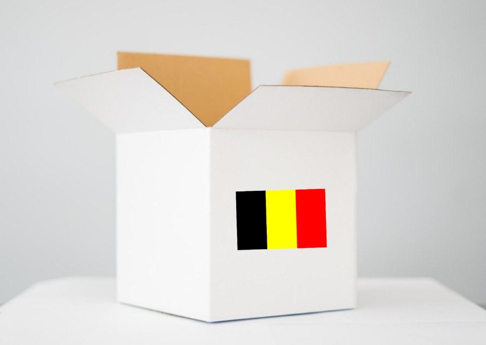 paczki do Belgii