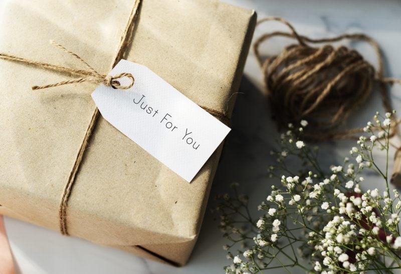 prezent kurierem wysyłka