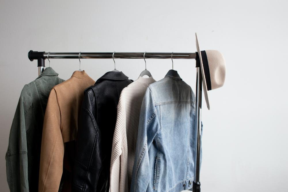 ubrania sprzedaż