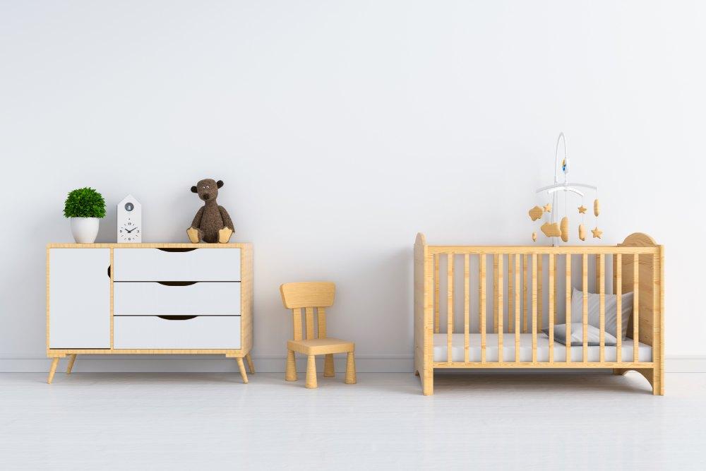 wysyłka łóżeczka dziecięcego