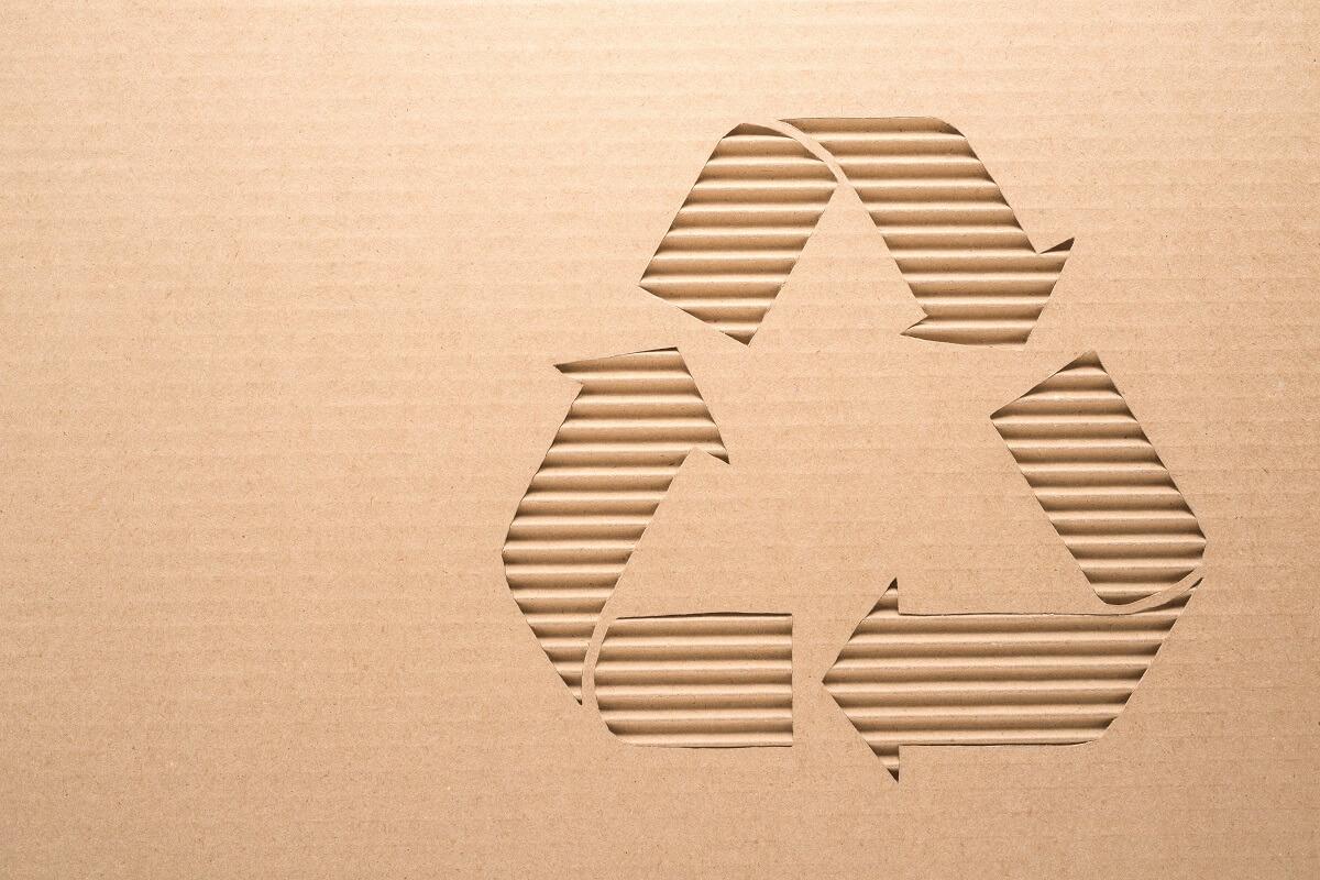 Używaj recyklingowalnych materiałów