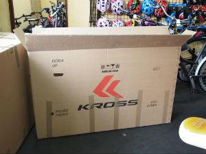 karton do wysyłki roweru
